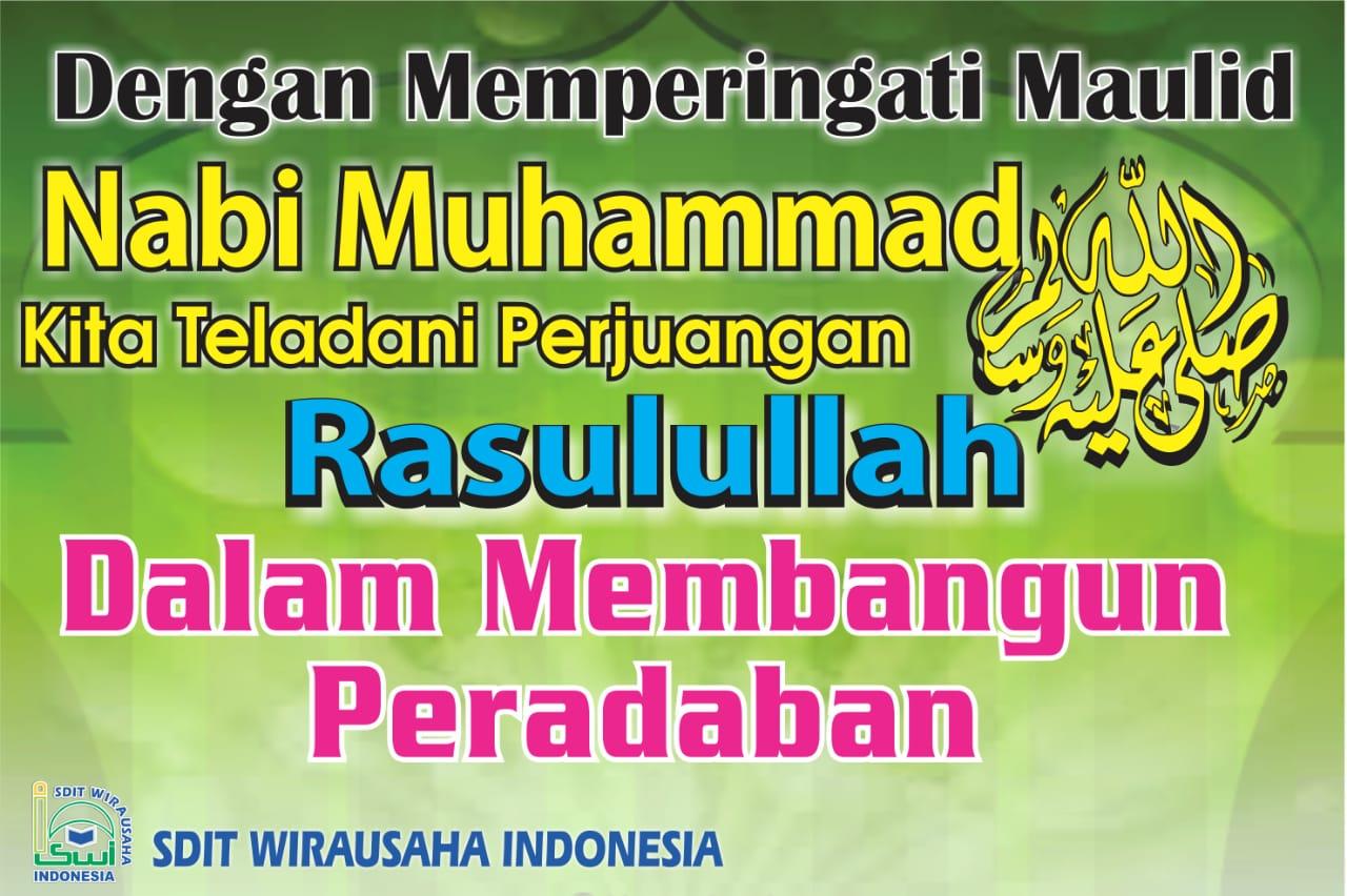Peringatan Maulid Nabi Muhammad SAW 1440 H