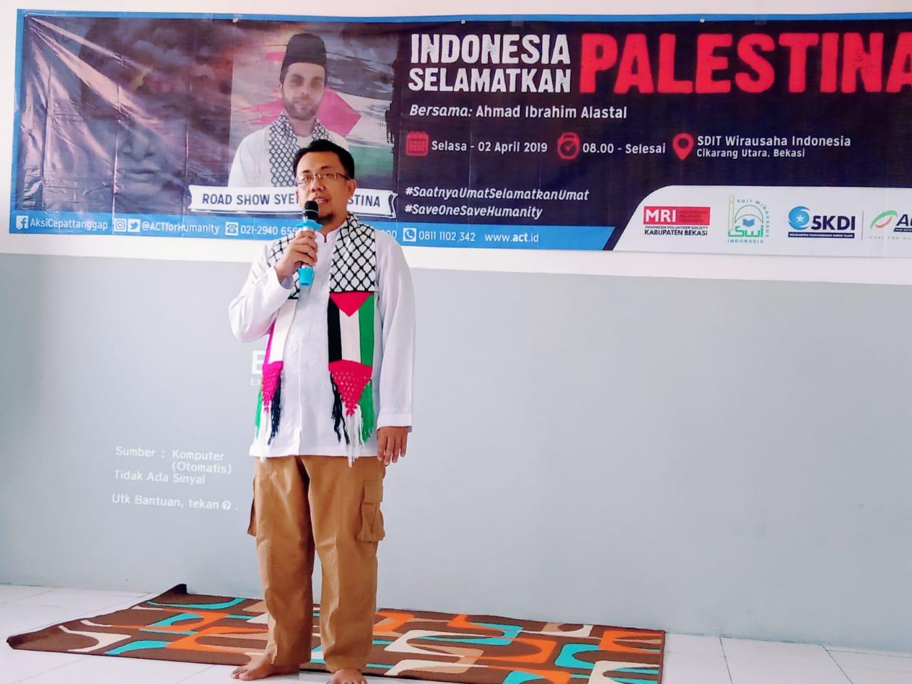 Solidaritas Palestina, 2 April 2019