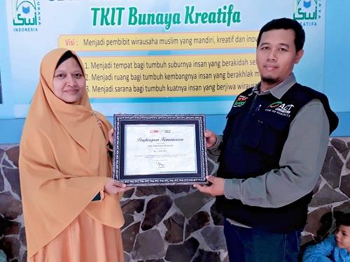 Peduli Bencana Tsunami Banten