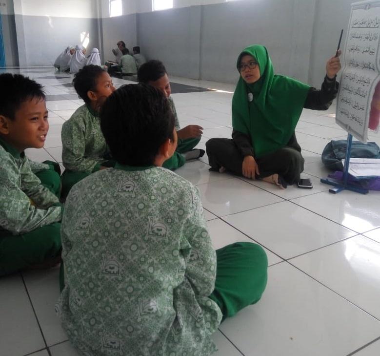 Pembelajaran Al-Qur'an dengan Metode Ummi di SDIT Wirausaha Indonesia