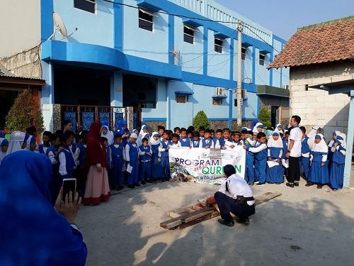 Program Tebar Qurban SDIT Wirausaha Indonesia