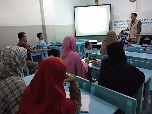 Sekolah Wirausaha Indonesia Gelar Workshop Jurnalistik