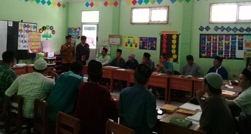SDIT Wirausaha Indonesia Ikutkan Guru untuk Meningkatkan Kompetensi Pengajaran Al-Quran