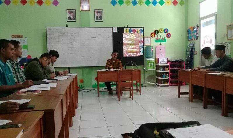 Peningkatan Mutu Guru SDIT Wirausaha Indonesia melalui Implementasi Metode Ummi