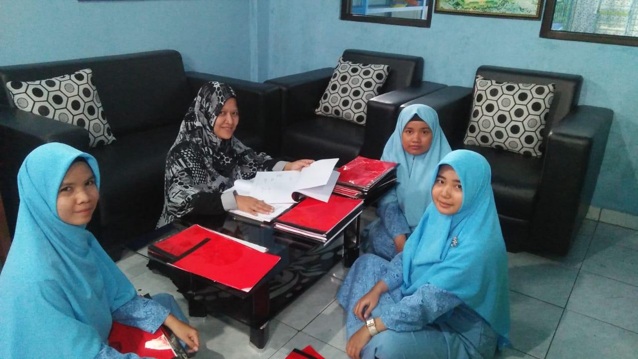 Kegiatan Supervisi Guru SDIT Wirausaha Indonesia