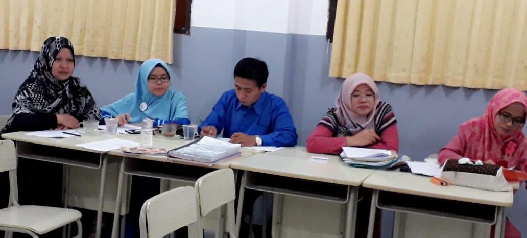 Supervisi Kepsek dan Guru SDIT Wirausaha Indonesia