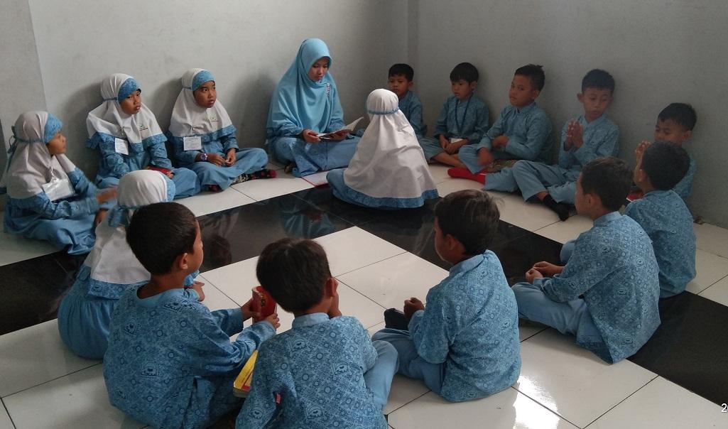 Evaluasi Ekstrakurikuler Tahfidz Al-Qur'an Reguler Kelas III
