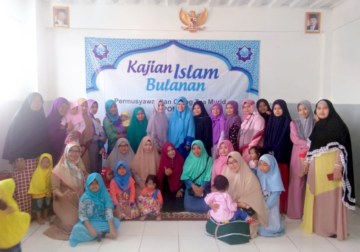 Kajian Islam Bulanan POM SDIT Wirausaha Indonesia