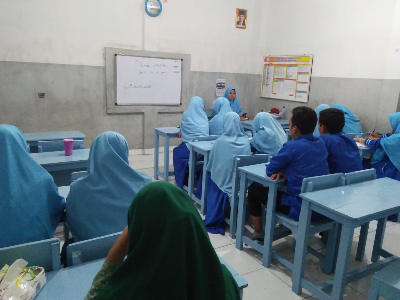 Rapat Rutin Dewan Guru SDIT Wirausaha Indonesia