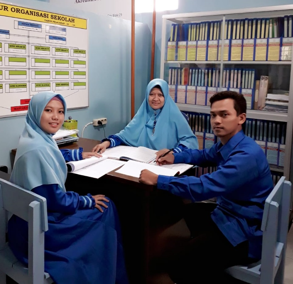 Koordinasi dengan Koordinator Ummi SDIT Wirausaha Indonesia