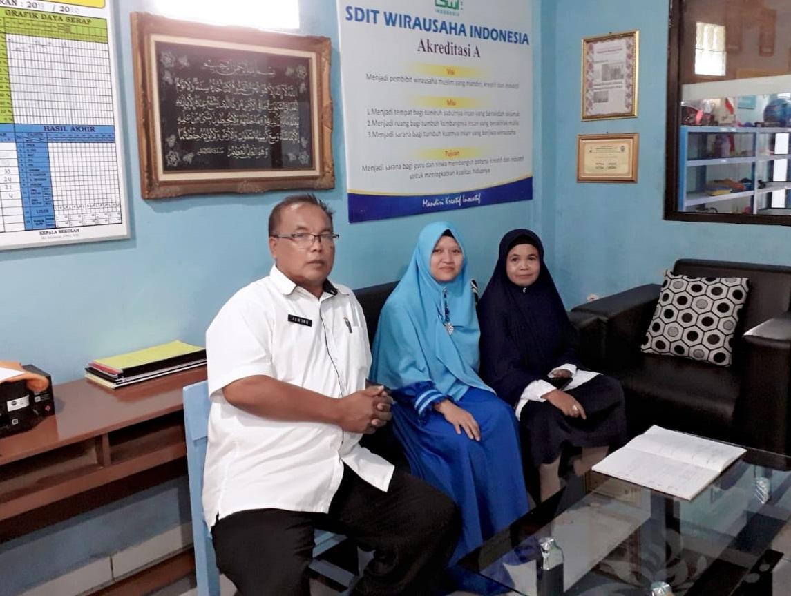Kegiatan Penjaminan Mutu Sekolah oleh Pengawas Bina