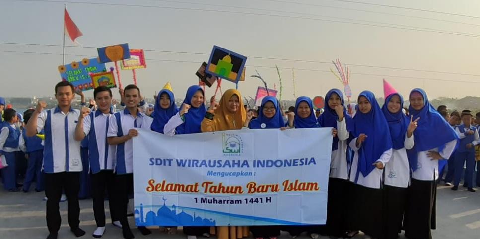 Peringatan 1 Muharam SDIT Wirausaha Indonesia