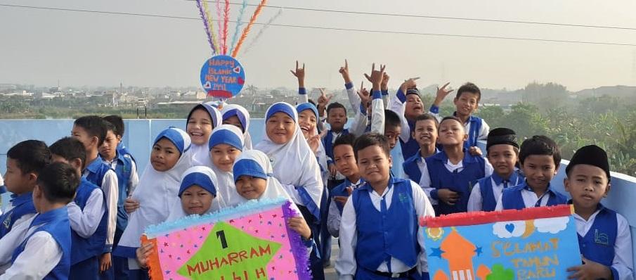 Gebyar 1 Muharam SDIT Wirausaha Indonesia Selenggarakan Karnaval yang Asyik dan Mengharukan