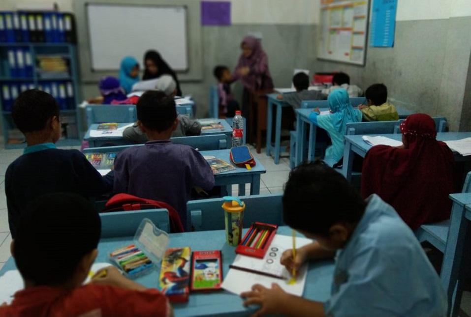 SDIT Wirausaha Indonesia Gelar Test Kompetensi Siswa Baru