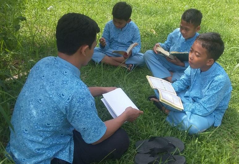 SDIT Wirausaha Indonesia Gelar Mukhayam Al-Qur'an
