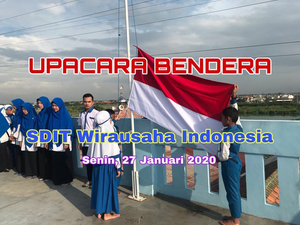 Upacara Bendera, Kegiatan Menumbuhkan Nilai-Nilai Karakter Bangsa Bagi Siswa SWI