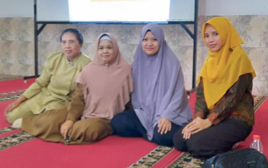 Guru SDIT Wirausaha Indonesia Ikuti Pelatihan Pembuatan RPP