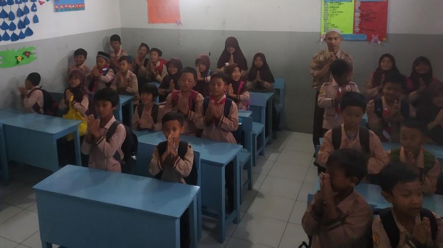 SDIT Wirausaha Indonesia Ikut Berpartisipasi Menghentikan Wabah Covid-19