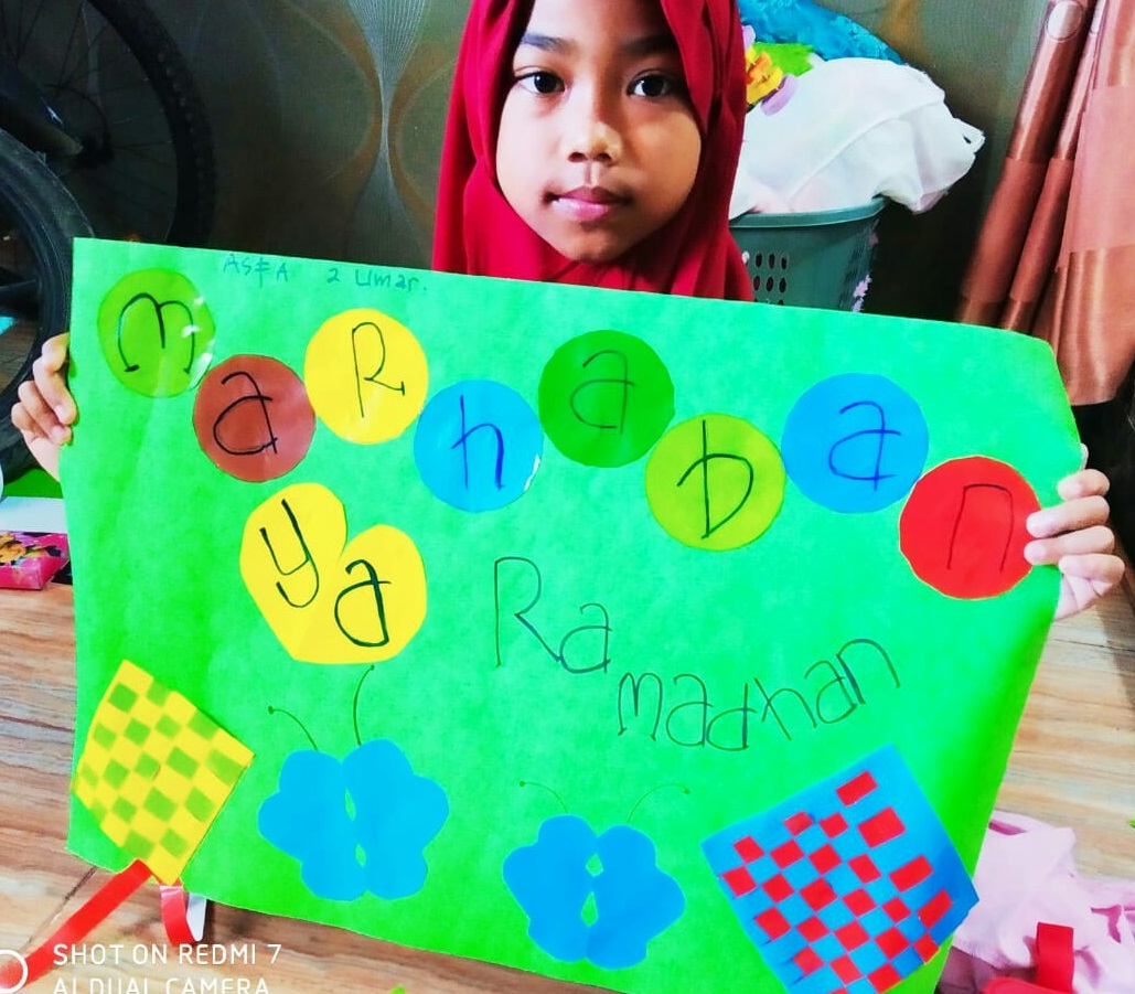 Kreasi Siswa SDIT Wirausaha Indonesia Menjelang Ramadhan