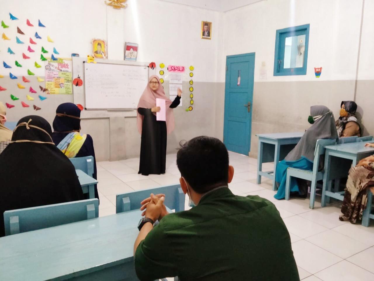 Test Kompetensi Calon Siswa Baru SDIT Wirausaha Indonesia Tahap 1