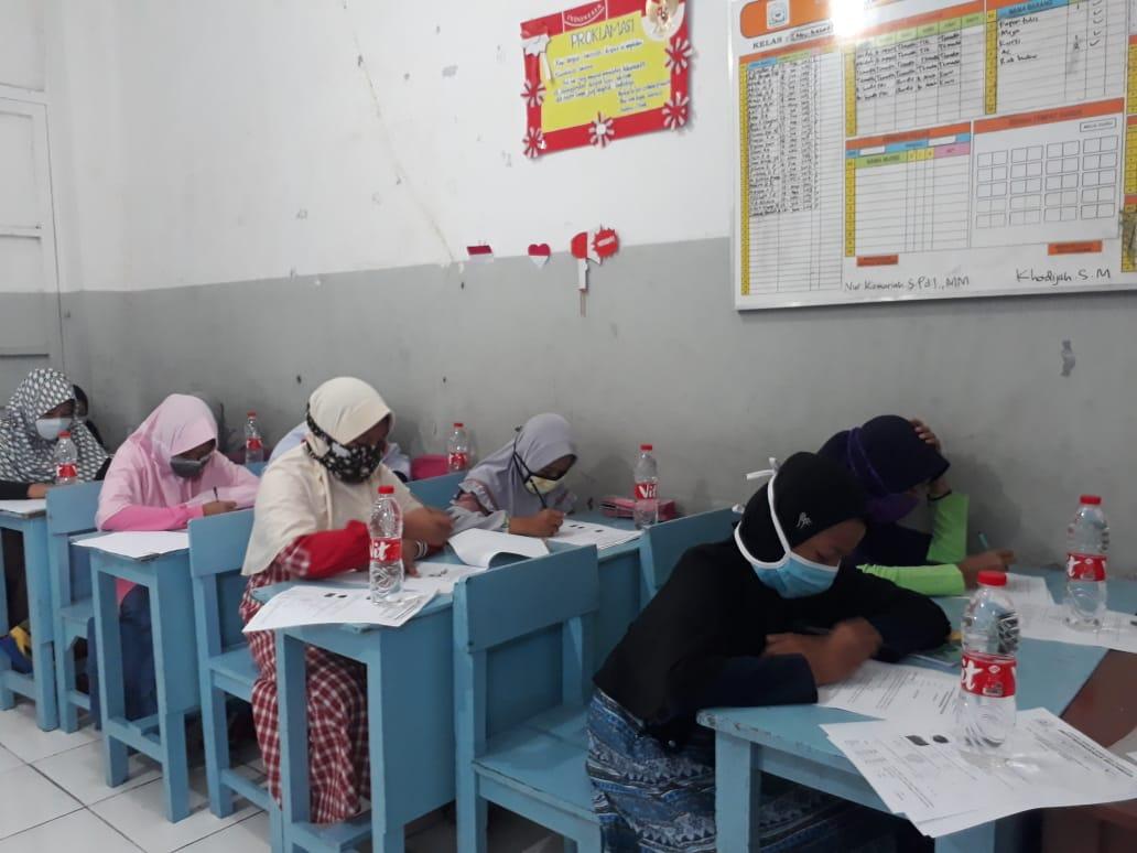 Test Kompetensi Calon Siswa Baru SMPIT Wirausaha Indonesia Tahap 1