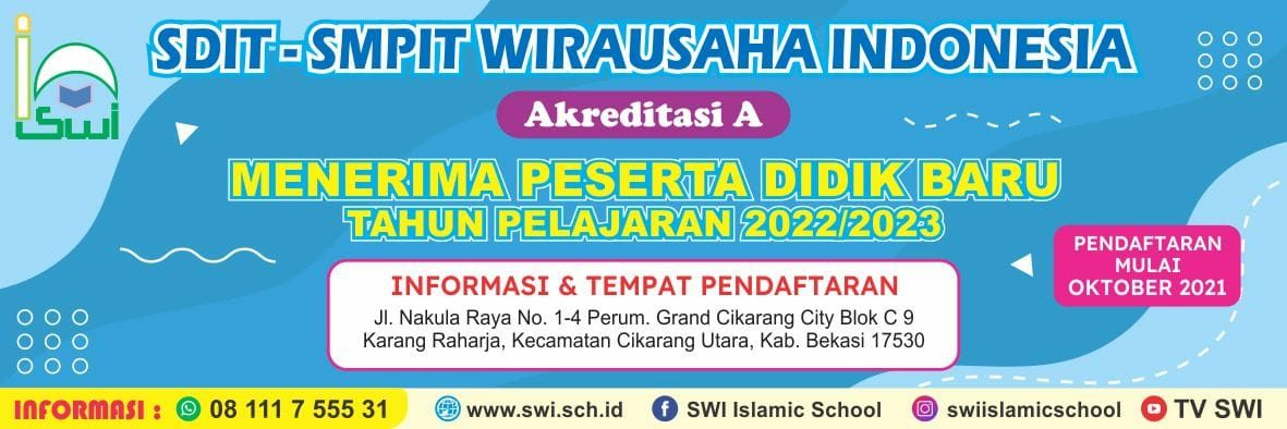 SDIT-SMPIT Wirausaha Indonesia