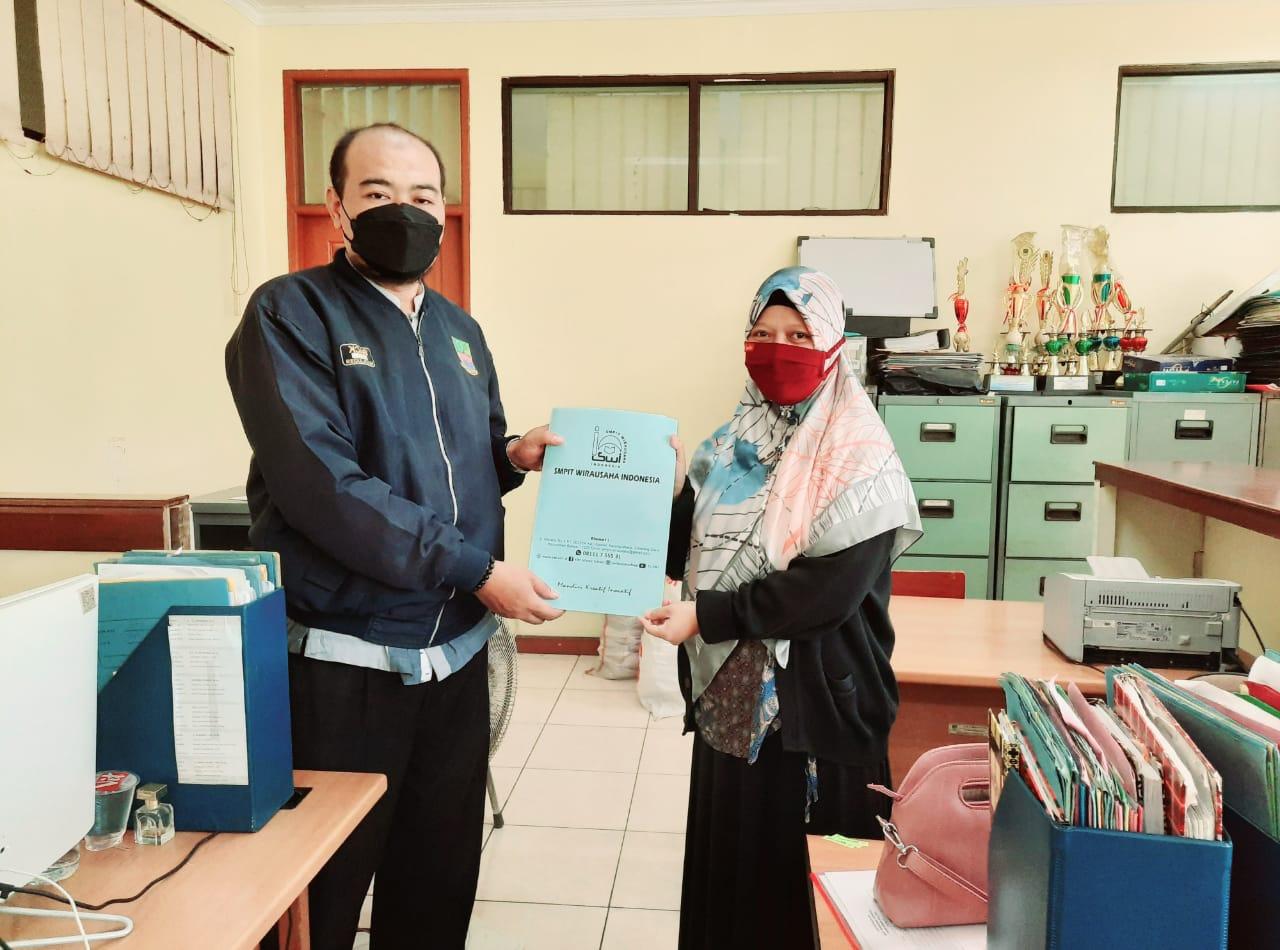 Kegiatan Monev PTMT di SMPIT Wirausaha Indonesia