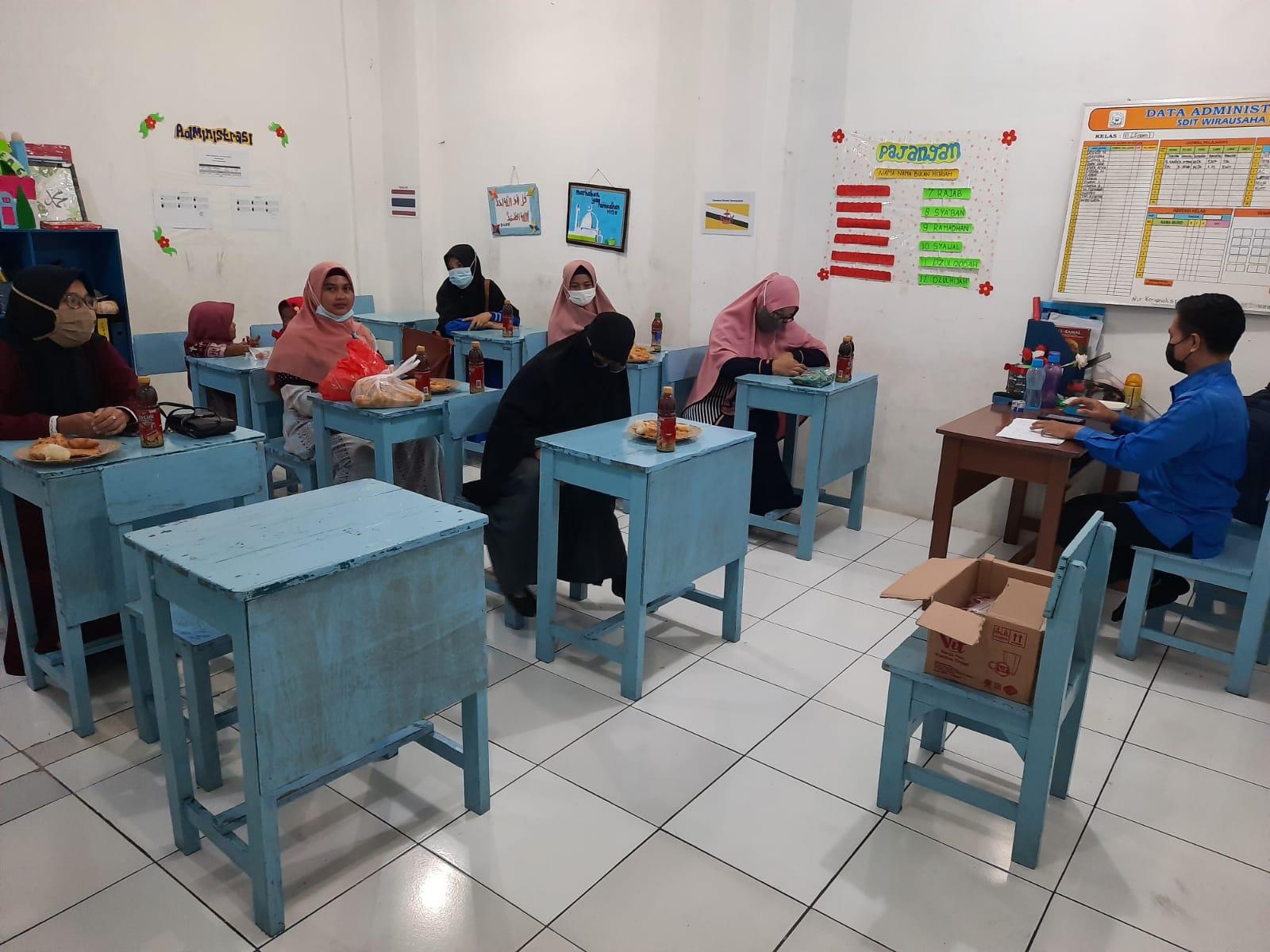 Rapat Pengurus Komite SDIT Wirausaha Indonesia